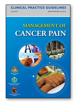 CPG - Management of Cancer Pain